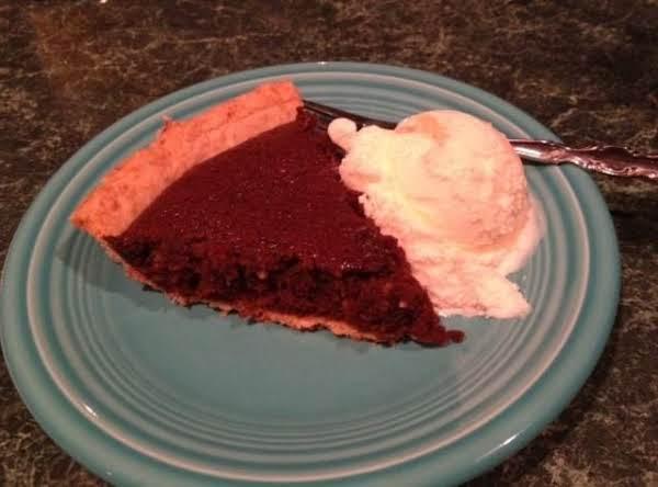 Fudge Pie Recipe