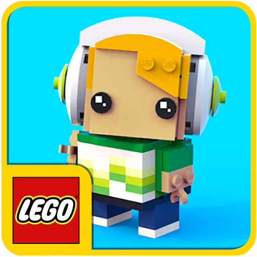 LEGO® BrickHeadz Builder VR Icon