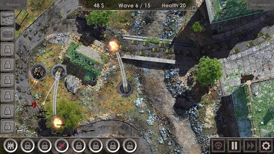 Defense Zone 3 HD google play ile ilgili görsel sonucu