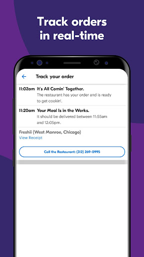 Grubhub: Local Food Delivery & Restaurant Takeout screenshots 5