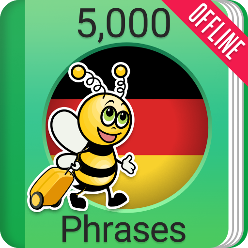 Learn German - 5000 Phrases
