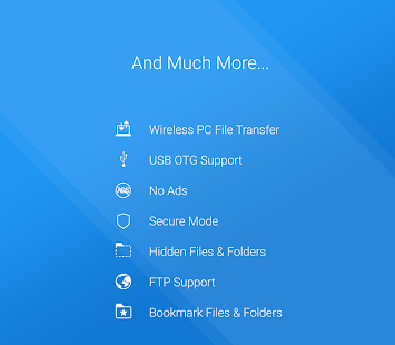 App File Commander Cloud & File Manager – 5GB Free APK for Windows Phone