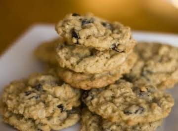 Healthy Oatmeal Applesauce Cookies