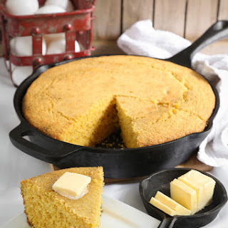 Yellow Buttermilk Cornbread