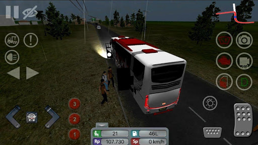 Modern Bus Parking 3D : Bus Games Simulator apkdebit screenshots 4