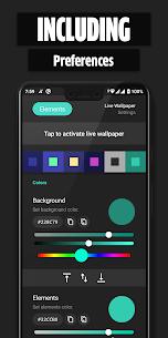 Elements Live Wallpaper 7
