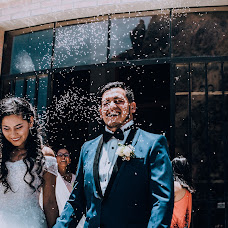 Wedding photographer Fernando Duran (focusmilebodas). Photo of 15.01.2019