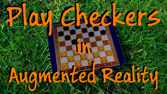 CheckARs: Checkers in AR (p2p)- screenshot thumbnail