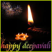 Happy Diwali Wishes & Stickers