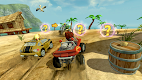 screenshot of Beach Buggy Racing