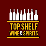 Logo for Top Shelf Wine & Spirits