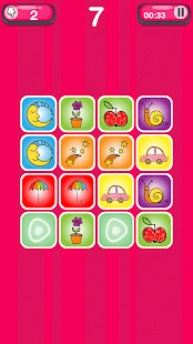 Matching Game for Kids- screenshot thumbnail