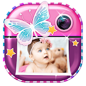 Baby Photo Collage Maker