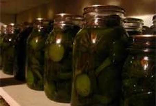 Lime Pickles Recipe