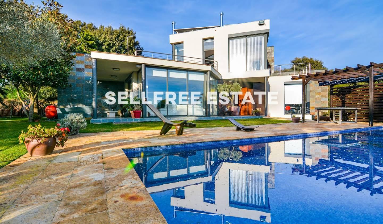 Maison avec piscine Barcelone