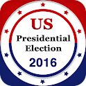 US Presidential Election 2016 icon