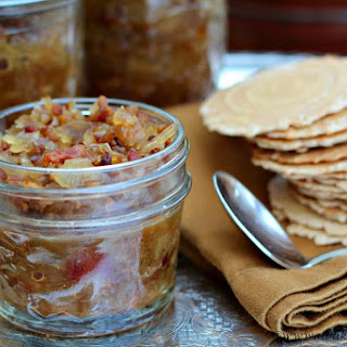 Crock Pot Onion-Bacon Jam