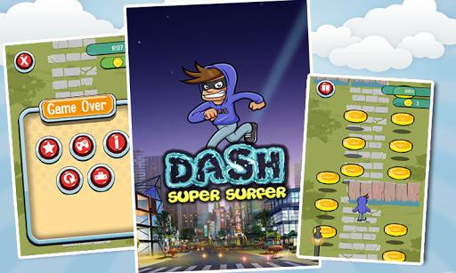 Dash Super Surfer