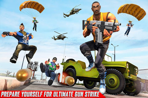 New Gun Shooting Strike - Counter Terrorist Games modavailable screenshots 3