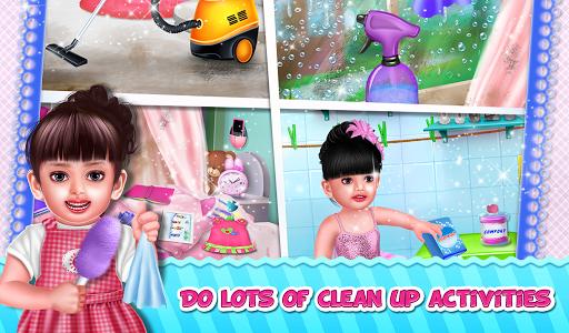 Aadhya's Daily Routine Activities Game apktram screenshots 3