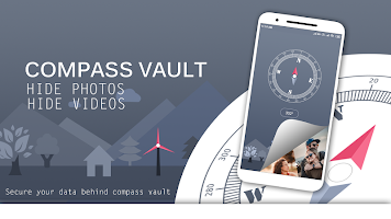 Compass - gallery vault