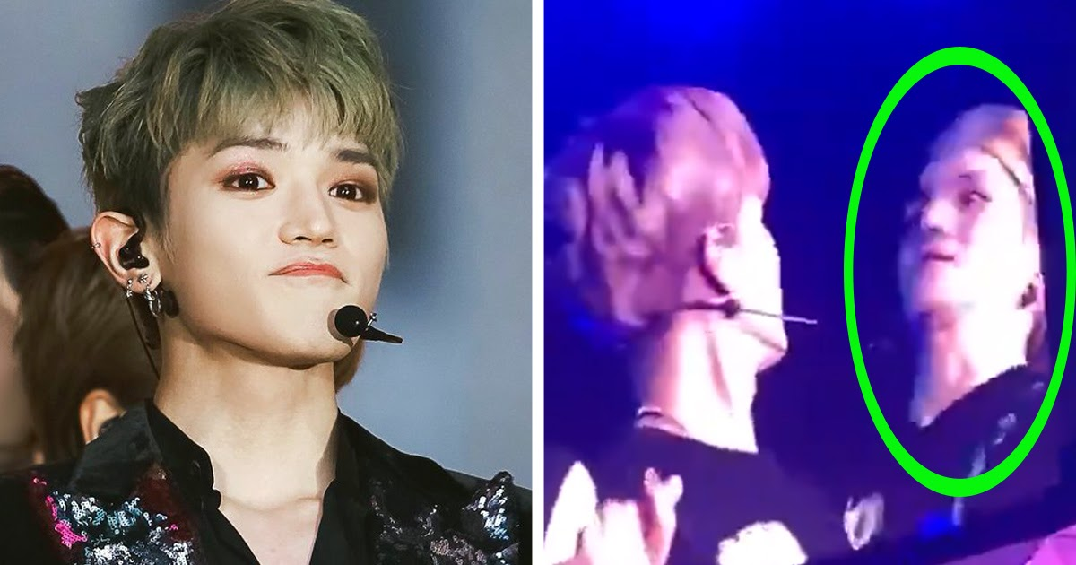 NCT's Taeyong Almost Kissed Taeil, And He Couldn't Get ...