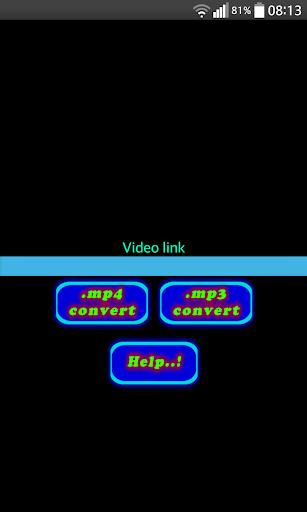 Video 2 Mp3 Downloader.