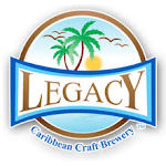 Logo for Legacy Caribbean Craft Brewery