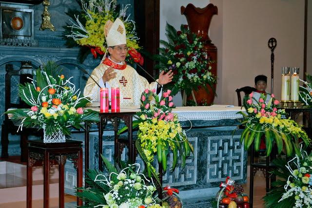 GP Phát Diệm: Gần 300 cặp vợ chồng mừng kỷ niệm thành hôn - Ảnh minh hoạ 12