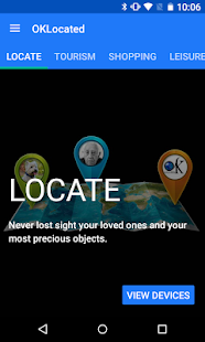 OK Located - Find everything- screenshot thumbnail