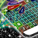 Neon Keyboard for Galaxy Grand icon
