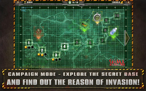 Alien Shooter Free 4.2.5 screenshots 10