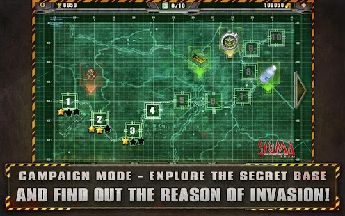 Alien Shooter Free - Isometric Alien Invasion Screenshot