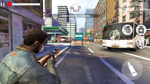 Screenshot 1 Death Invasion : Survival 1.0.39 APK MOD