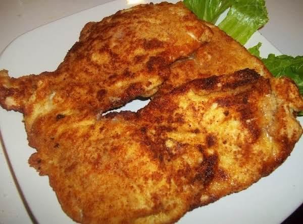 Quick Fork Tender Chicken / Cass's