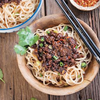 How To Make Slow Cooker Dan Dan Noodles.