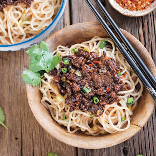 How To Make Slow Cooker Dan Dan Noodles.