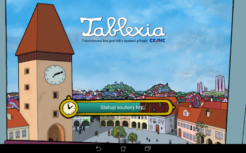 Tablexia- screenshot thumbnail
