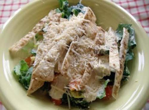 """Tijuana Caesar Salad """"I tried this last night and it was awesome...."""