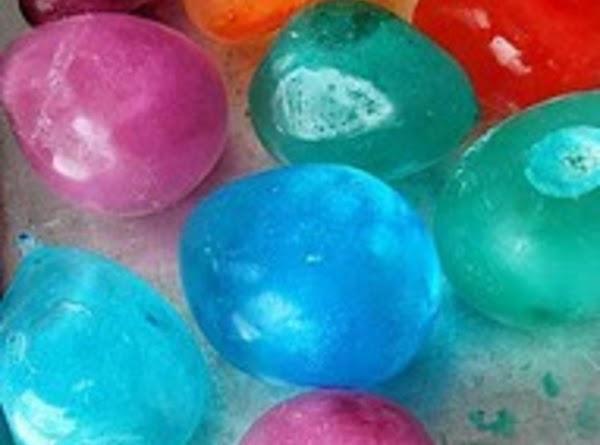 Colored Glass Recipe