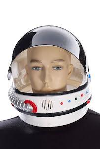 Astronauthjälm, vuxen