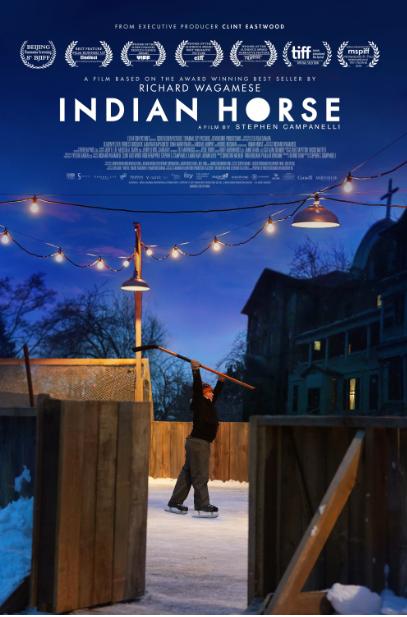 Kızıl Şampiyon - Indian Horse (2020)