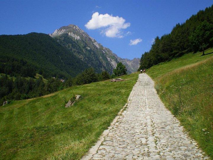 Silenzioso sentiero di amerindia