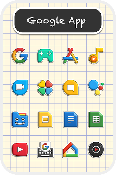 Poppin icon pack v1.5.5 [Patched]