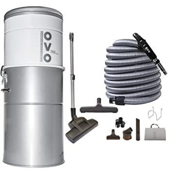 OVO Heavy Duty 700 Air Watts Central Vacuum System