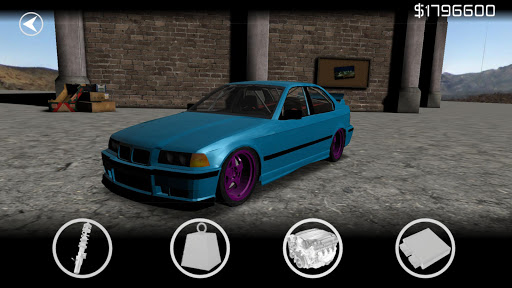 Drifting BMW Car Drift Racing 1.06 screenshots 2