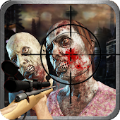 Zombie Hunter : Zombie Shooting Game 2018