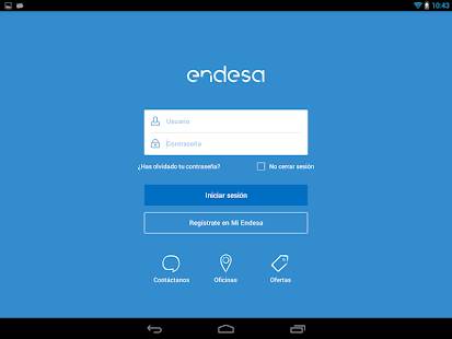 Endesa clientes android apps on google play for Oficinas endesa