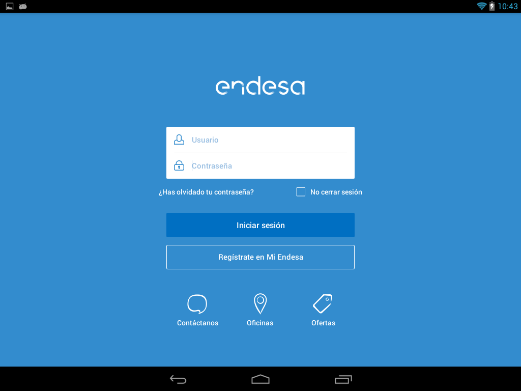 Endesa clientes android apps on google play for Endesa oficinas