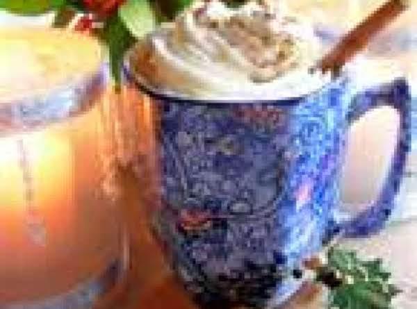 Spiced Christmas Fruit Tea